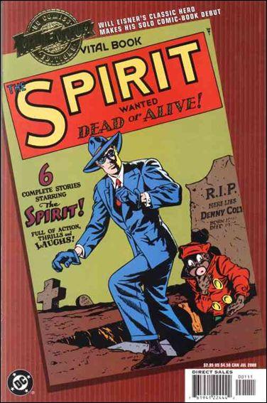 Millennium Edition: The Spirit 1-A by DC