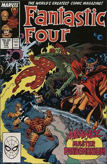 Fantastic Four (1961) 315-A by Marvel