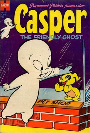 Casper the Friendly Ghost (1949) 21-A