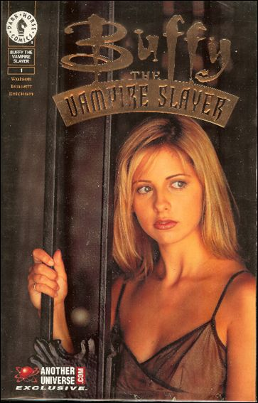 Buffy the Vampire Slayer 1-E by Dark Horse