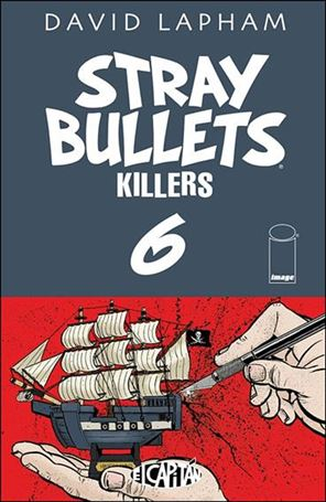 Stray Bullets: Killers 6-A