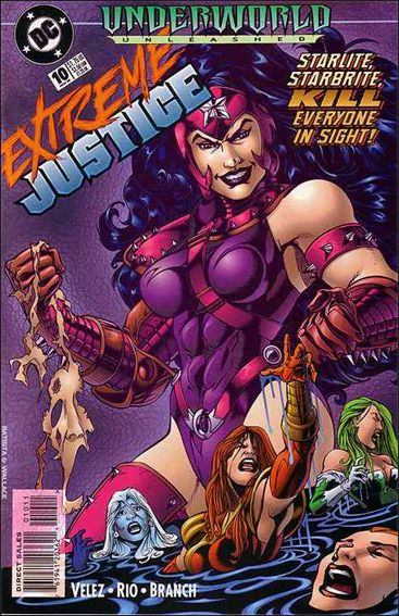 Extreme Justice 10-A by DC