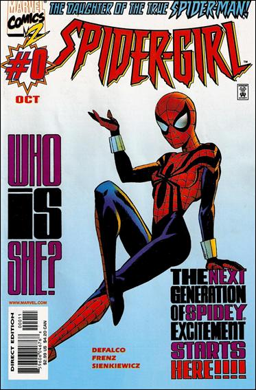 Spider-Girl (1998) 0-A by Marvel