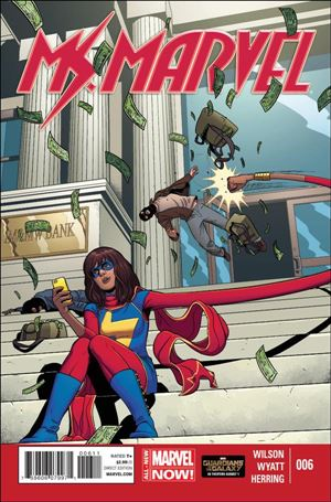 Ms. Marvel (2014)  6-A