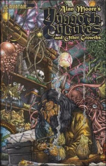 Alan Moore's Yuggoth Cultures and Other Growths 1-C by Avatar Press
