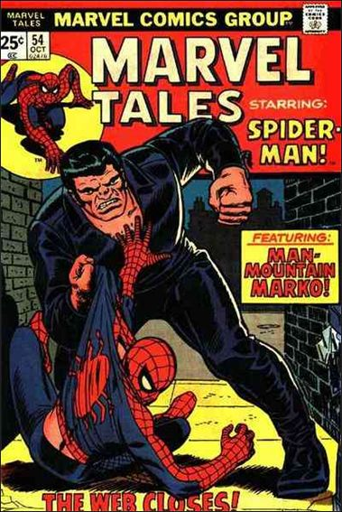 Marvel Tales (1966) 54-A by Marvel