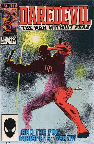 Daredevil (1964) 220-A by Marvel