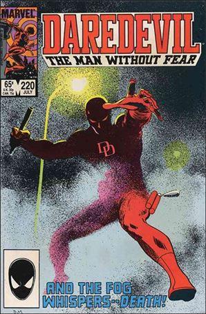 Daredevil (1964) 220-A