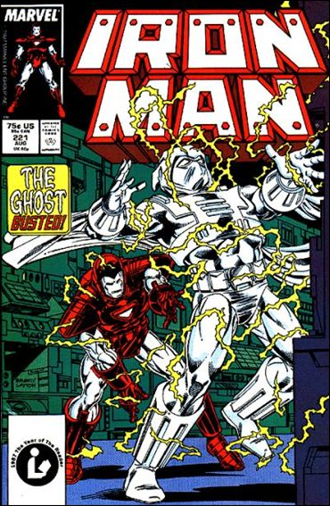 Iron Man (1968) 221-A by Marvel
