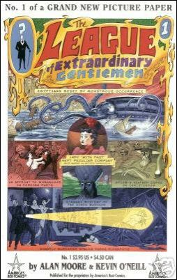 League of Extraordinary Gentlemen (1999) 1-C by America's Best Comics