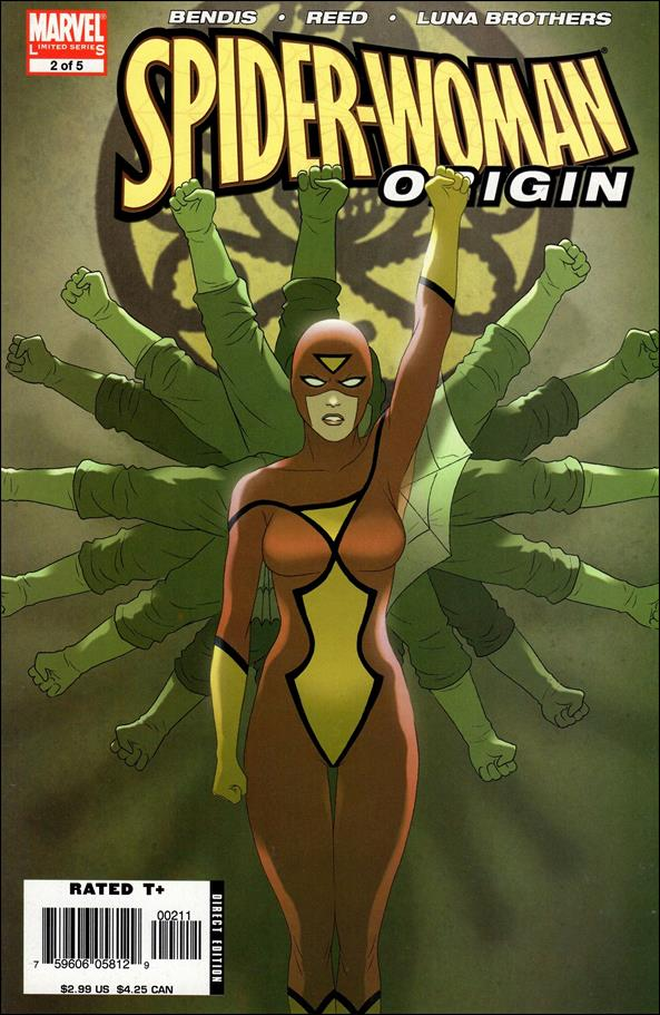Spider-Woman: Origin 2-A by Marvel