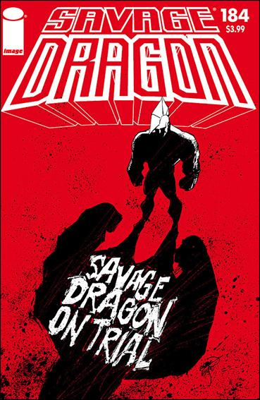 Savage Dragon (1993) 184-A by Image