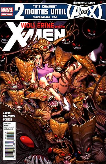 Wolverine & the X-Men 5-A by Marvel
