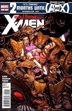 Wolverine & the X-Men 5-A