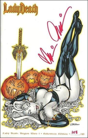 Lady Death: Dragon Wars 1-CL by Chaos! Comics