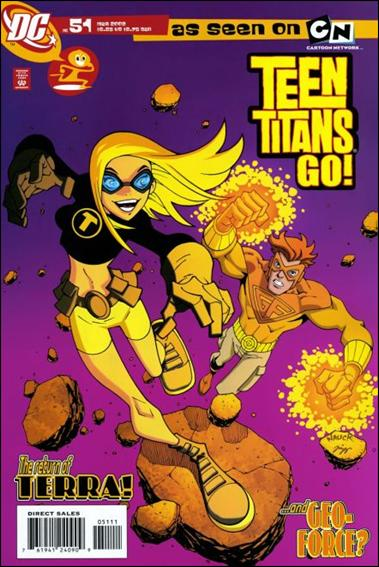 Opinion the Teen titans terra comics happens... Very