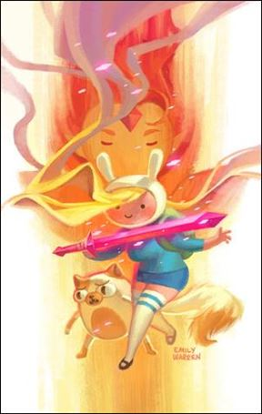 Adventure Time with Fionna and Cake 1-J