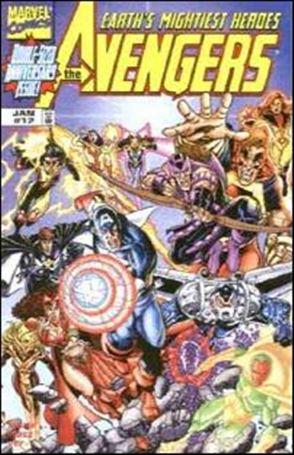 Avengers (1998) 12-D
