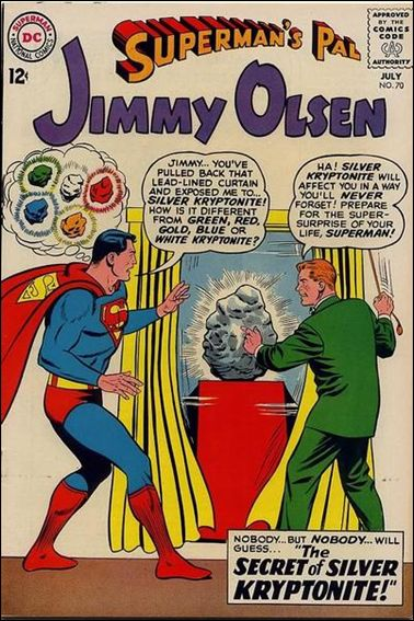 Superman's Pal Jimmy Olsen 70-A by DC