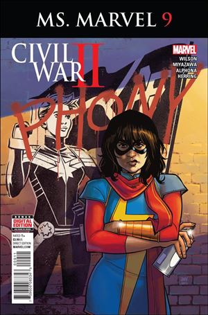 Ms. Marvel (2016) 9-A