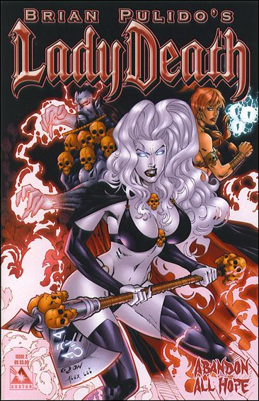 Brian Pulido's Lady Death: Abandon All Hope 2-B by Avatar Press
