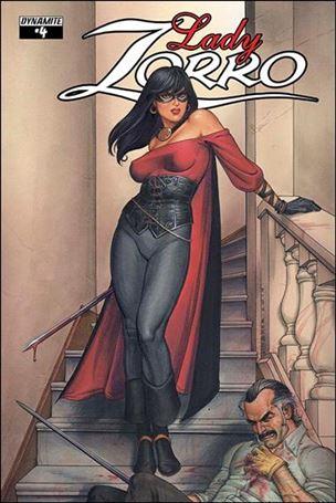 Lady Zorro 4-A