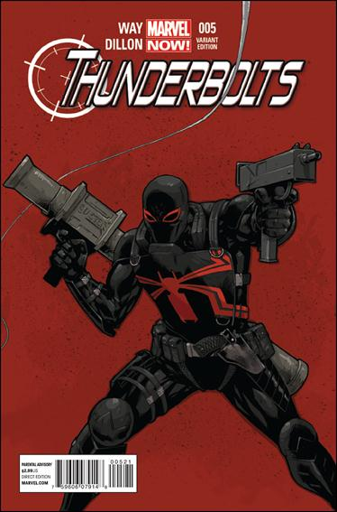 Thunderbolts (2013) 5-B by Marvel