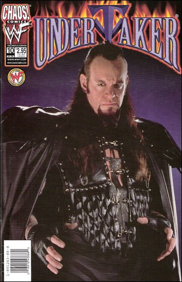 Undertaker 10-A by Chaos! Comics
