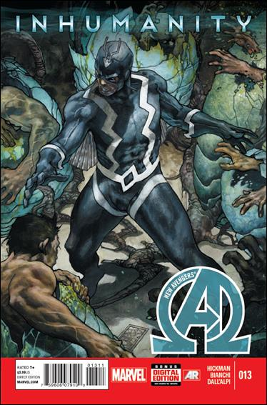 New Avengers (2013) 13-A by Marvel