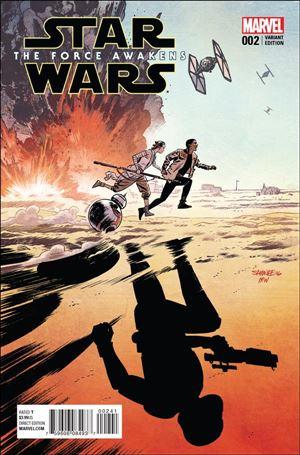 Star Wars: The Force Awakens Adaptation 2-B