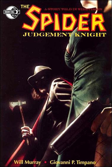 Spider: Judgement Knight 2-A by Moonstone
