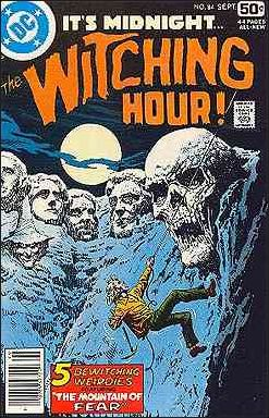 Witching Hour (1969) 84-A by DC