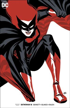 Batwoman (2017) 18-B