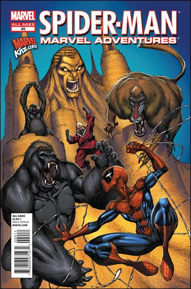 Marvel Adventures Spider-Man (2010) 20-A by Marvel