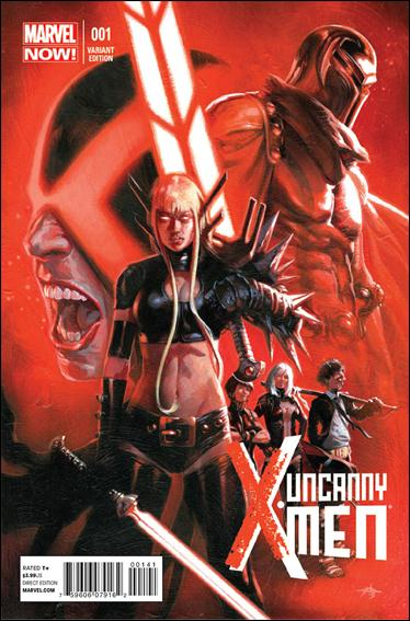 Uncanny X-Men (2013) 1-B by Marvel