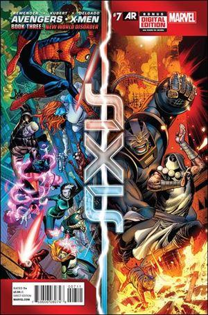 Avengers & X-Men: AXIS 7-A