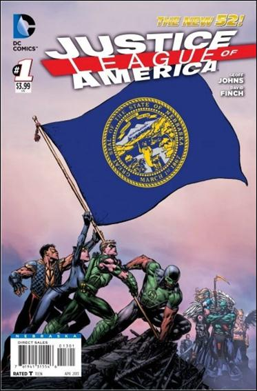 Justice League of America (2013)  1-NB by DC