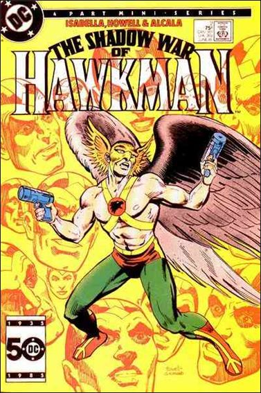 Shadow War of Hawkman 2-A by DC