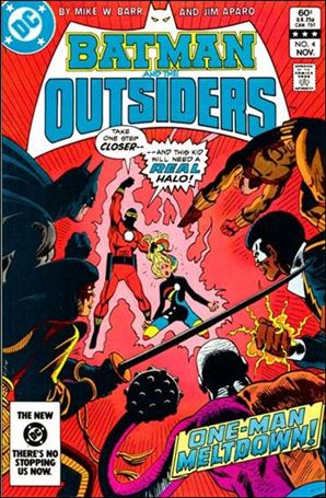 Batman and the Outsiders (1983) 4-A