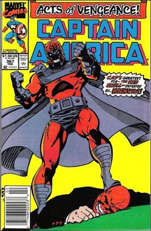 Captain America (1968) 367-A