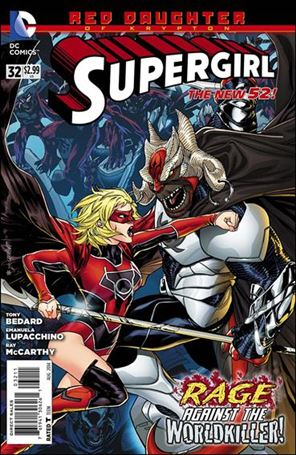 Supergirl (2011) 32-A