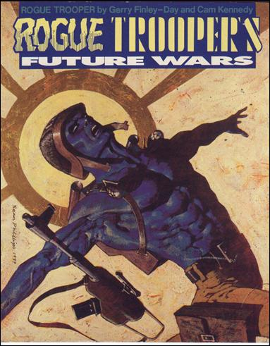 Rogue Trooper: Future Wars 1-A by Titan