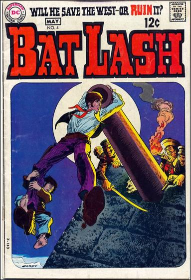 Bat Lash (1968) 4-A by DC
