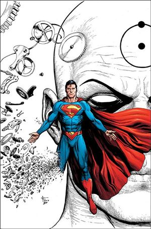 Doomsday Clock 1-G