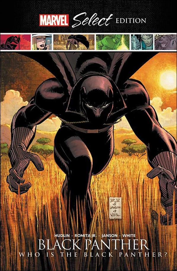 Black Panther: Who is the Black Panther? (2021) nn-A by Marvel