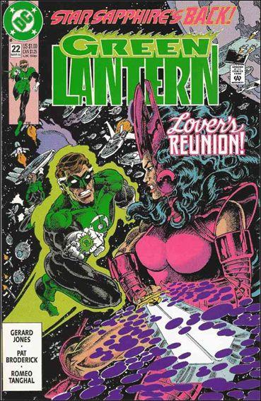 Green Lantern (1990) 22-A by DC