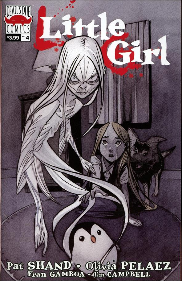 Little Girl 4-A by Devils Due / 1First Comics