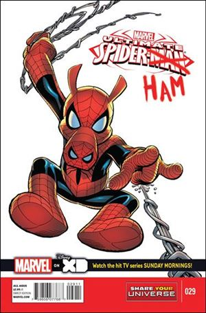 Ultimate Spider-Man (2012) 29-A