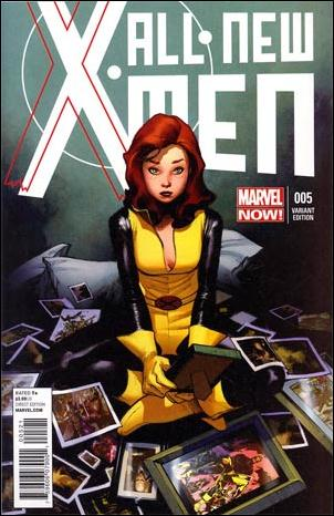 All-New X-Men 5-B by Marvel