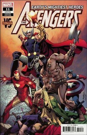 Avengers (2018) 11-C